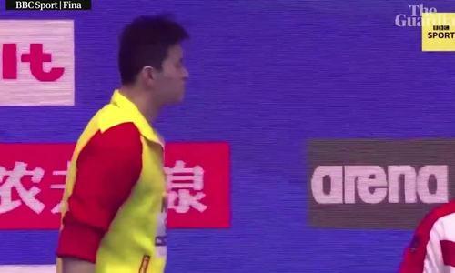 Sun Yang nổi điên khi tiếp tục bị tẩy chay ở giải thế giới