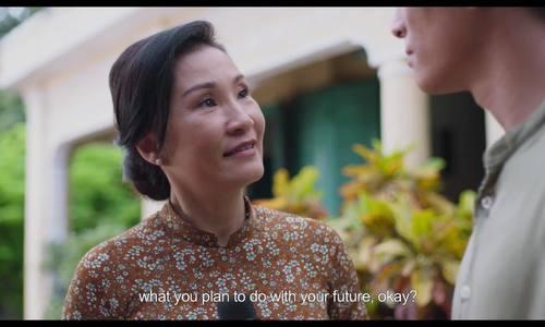 Hồng Đào nói về vai diễn trong Thưa mẹ con đi
