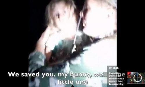 Bé 5 tuổi sống sót sau 3 đêm lạc trong rừng, bị gấu nâu rình rập