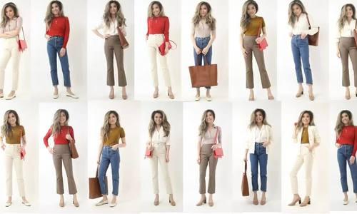 Mix 17 set đồ từ 10 món trang phục