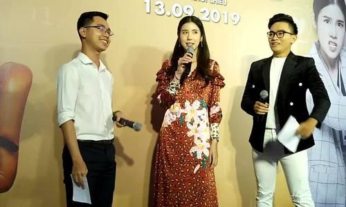 Esther Supreeleela nói tiếng Việt