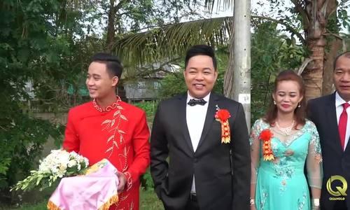 Quang Lê cưới vợ cho con trai nuôi 3