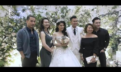 Toàn cảnh lễ cưới của diễn viên Xuân Phúc ở TP HCM