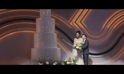Cường Đôla, Đàm Thu Trang tiết lộ video cưới sau 2 tháng 'chung đôi'