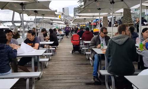 Chợ cá ở Sydney