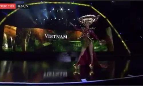 Trang phục dân tộc độc lạ của các thí sinh Miss Grand