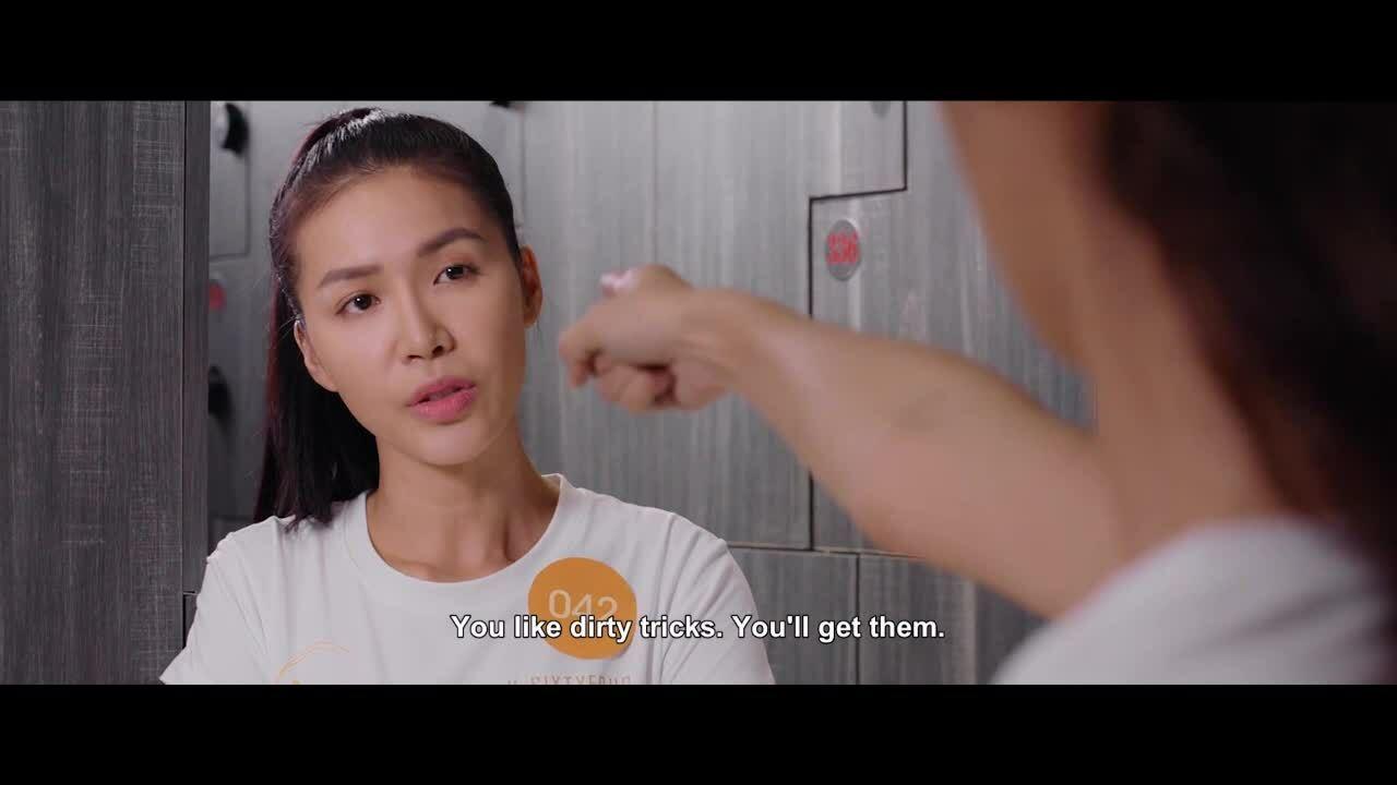 Trailer Hoa hậu giang hồ