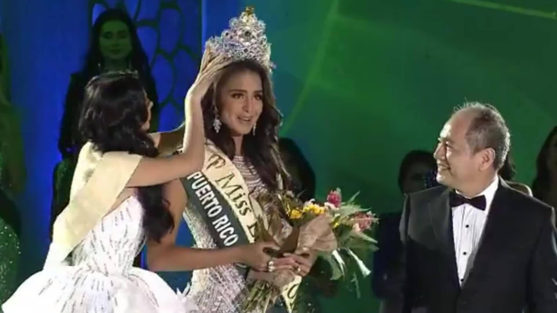 Miss Puertorico đoạt hoa hậu Earth 2019