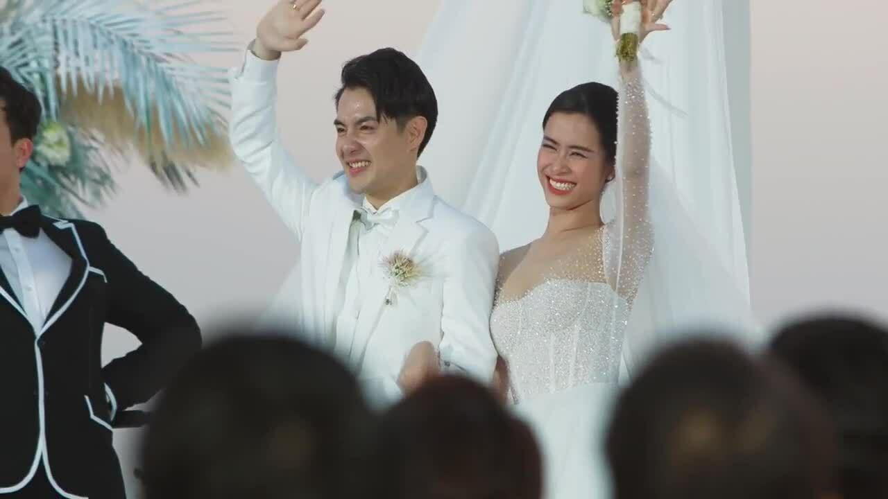 MV 'Hôm nay mình cưới' - Đông Nhi, Ông Cao Thắng