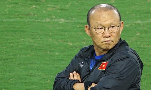 Thầy Park trầm ngâm trước trận gặp Thái Lan