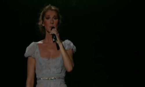 Celine Dion live My Heart Will Go On