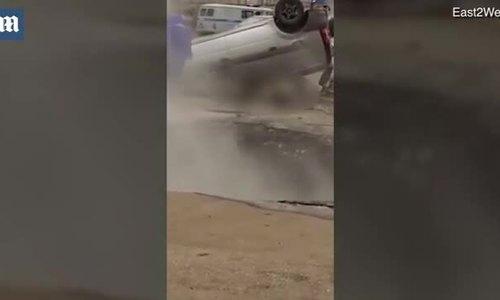 Hai người bị luộc sống vì rơi vào hố tử thần nước nóng