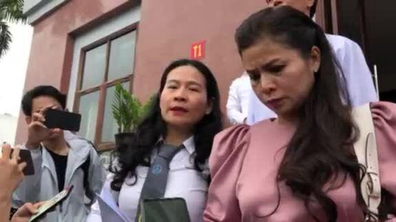 Ba yêu cầu của bà Thảo không được tòa chấp nhận