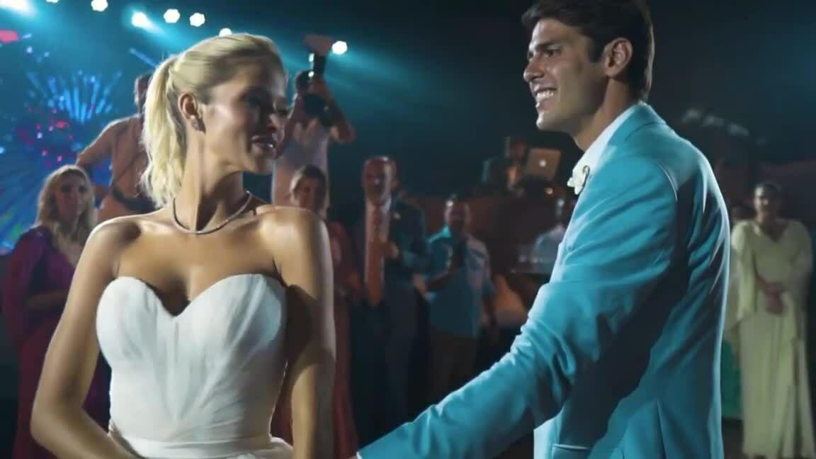 Video đám cưới Kaka