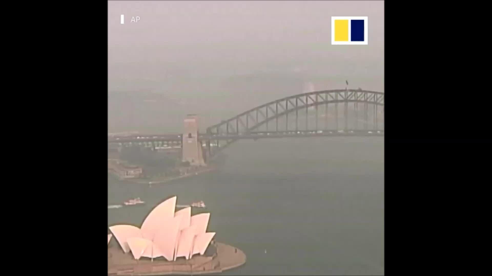 Du khách được cảnh báo vì ô nhiễm ở Sydney