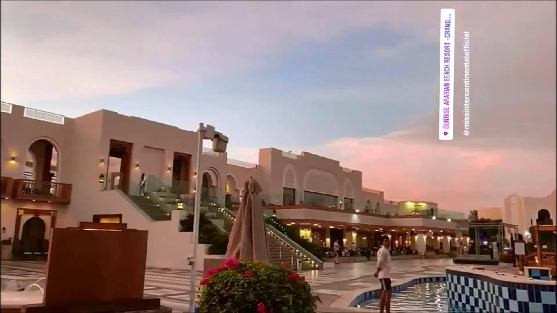 Khách sạn nơi tổ chức Hoa hậu Quốc tế
