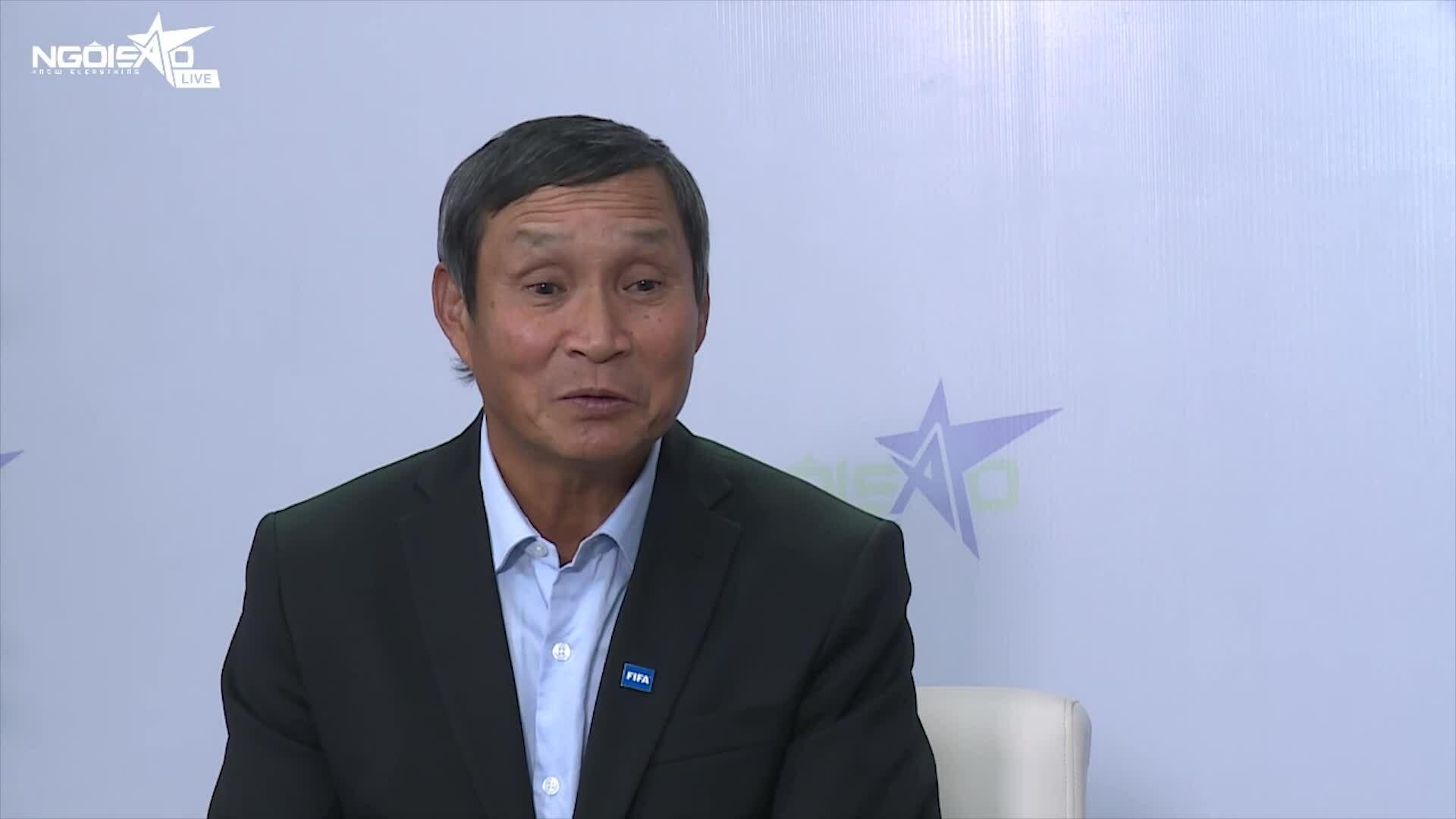 HLV Mai Đức Chung: 'Tôi và ông Park rất hiểu nhau'