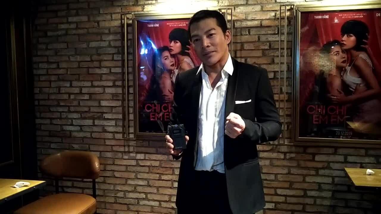 Sao Việt nói về phim Chị chị em em