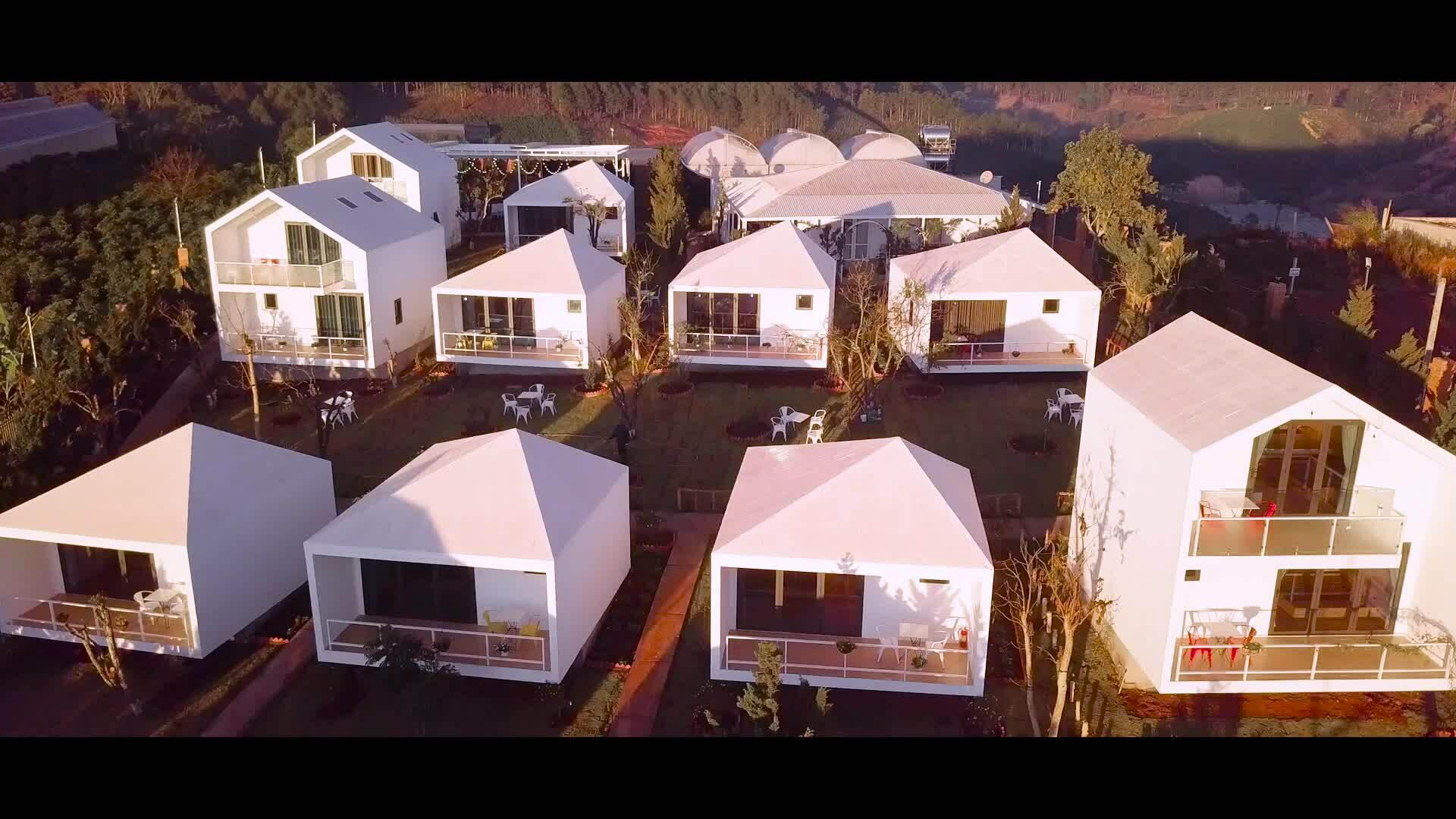 Resort ở Đà Lạt của Lý Nhã Kỳ