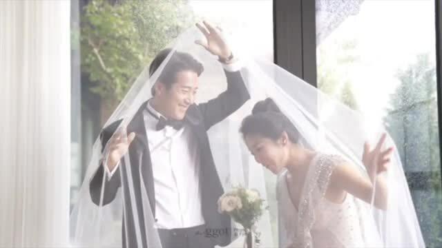 Hậu trường chụp ảnh cưới của em trai Kim Tae Hee