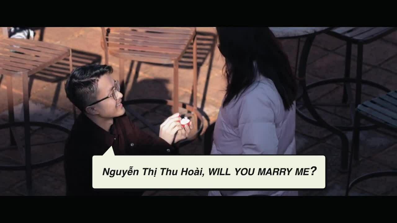 Bạn trai Tống Trí cầu hôn hoa hậu Thu Hoài