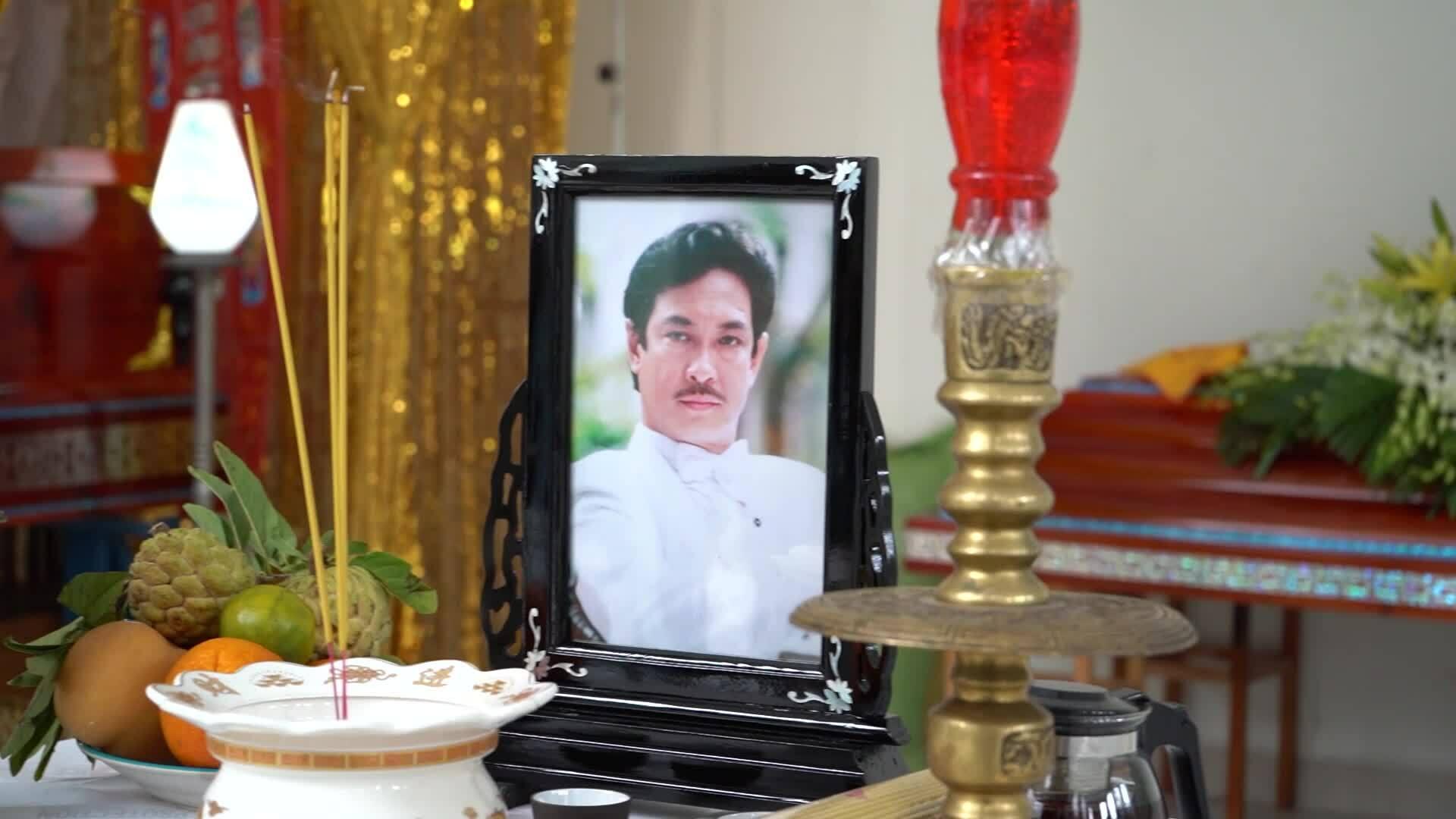 Đám tang của NSƯT Nguyễn Chánh Tín