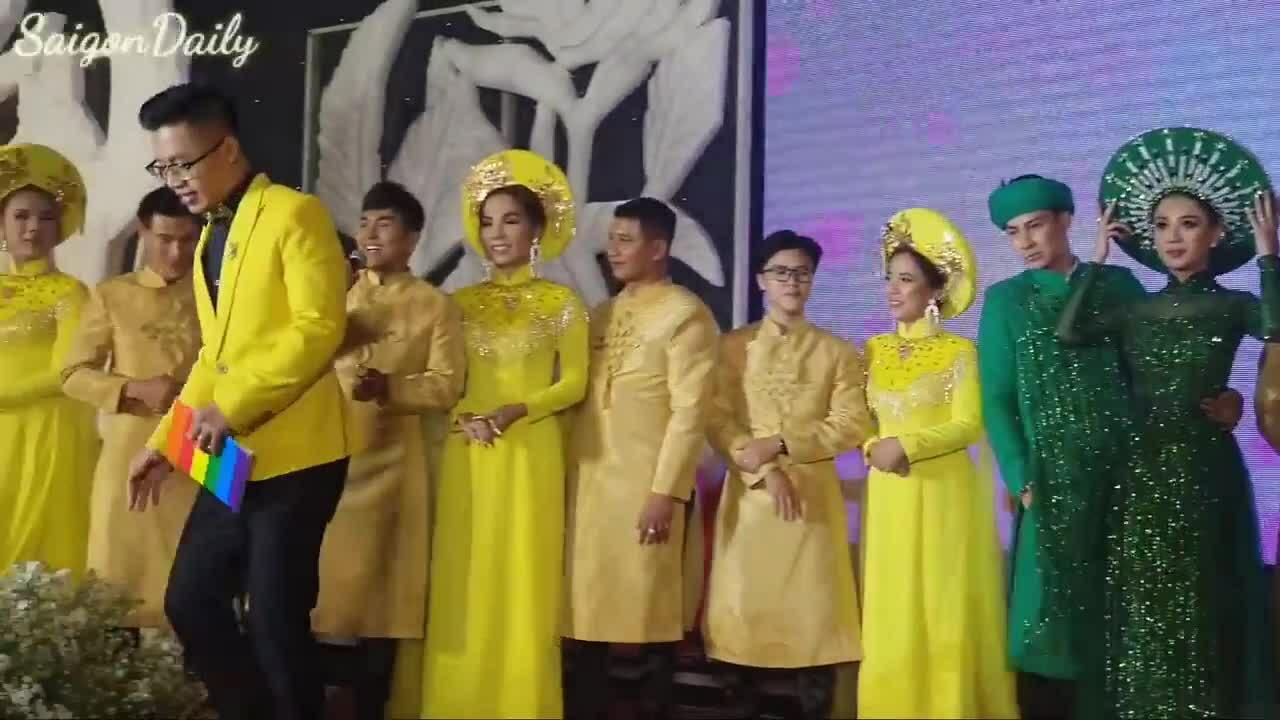 Bạn bè chia sẻ vất vả của Lâm Khánh Chi để tổ chức lễ cưới LGBT