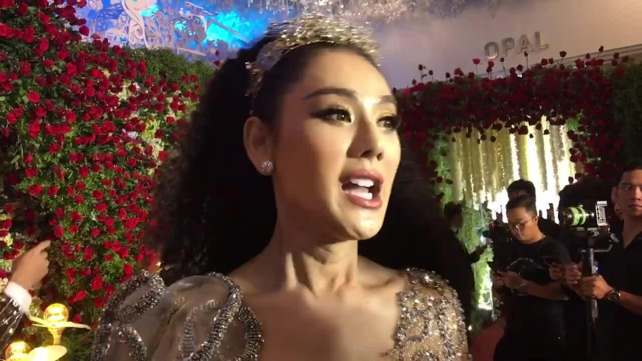 Lâm Khánh Chi chia sẻ chuyện làm đám cưới cho người yêu cũ