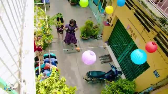 Nguyên Vũ quay MV cùng dàn diễn viên hài