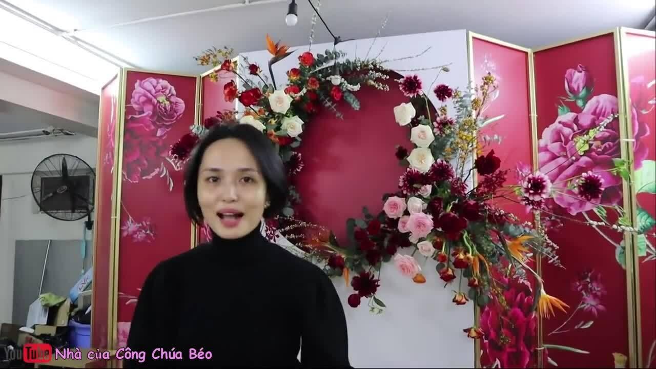 Cận cảnh nhà cô dâu của Duy Mạnh trước giờ làm đám hỏi