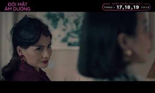 Bảo Thanh - Thu Trang phim Đôi mắt âm dương