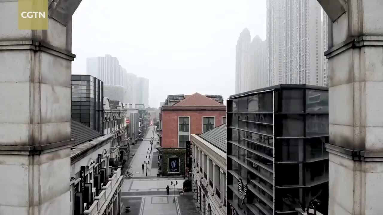 Bên trong thành phố Vũ Hán sau lệnh 'đóng cửa'