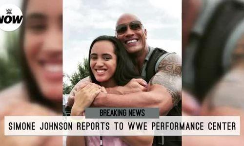 Con gái 18 tuổi của Dwayne Johnson trở thành đô vật