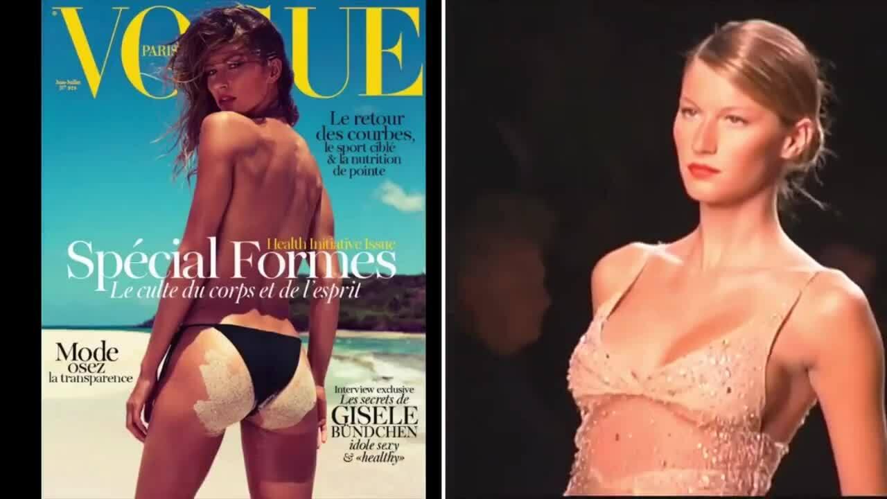 Gisele Bundchen lên bìa 'Vogue' nhiều nhất 10 năm qua