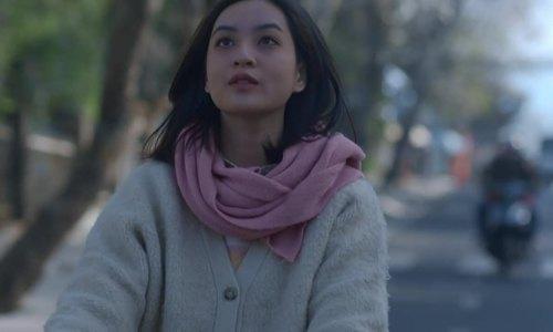 Thảo Tâm 'Mắt biếc' đóng MV của Nguyên Hà