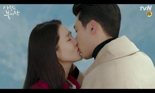 """Hyun Bin hôn Son Ye Jin trong """"Hạ cánh nơi anh"""" ở Thuỵ Sĩ"""