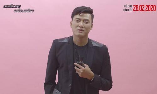 Quách Ngọc Tuyên chia sẻ về vai trong Cuốc xe nửa đêm