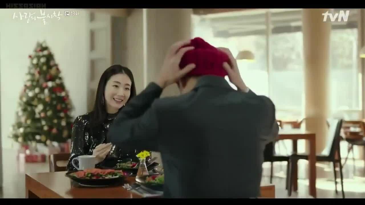 Choi Ji Woo trong Hạ cánh nơi anh