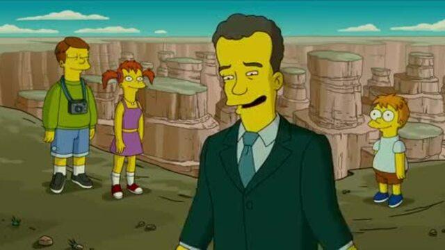 Phim hoạt hình từng dự đoán về đại dịch và Tom Hanks cách ly
