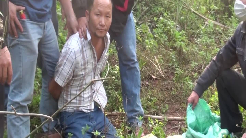 Chặn 60 nghìn viên ma tuý từ Lào vào Việt Nam