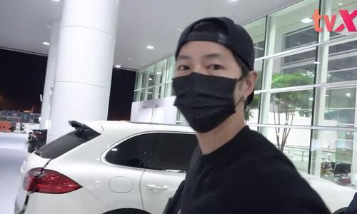 Song Joong Ki về đến Hàn Quốc sáng 24/3/2020