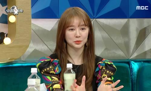 Yoon Eun Hye xuất hiện trên truyền hình
