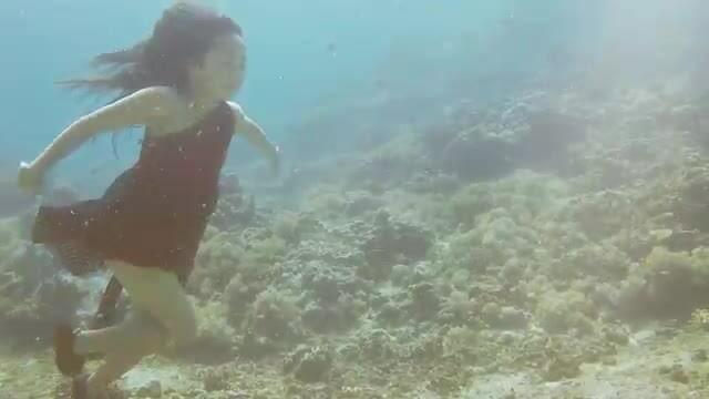 Bella Vũ quay MV ở Philippines
