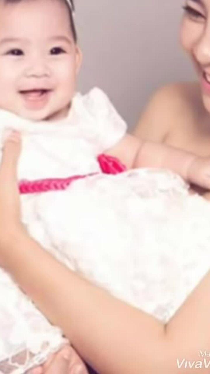 Mai Phương đã khóc khi hát tặng con gái