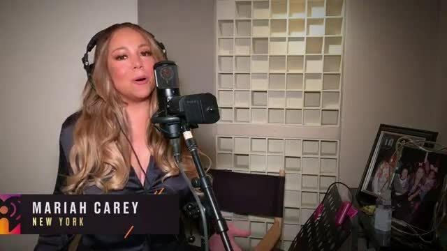 "Mariah Carey biểu diễn ""Always Be My Baby"""