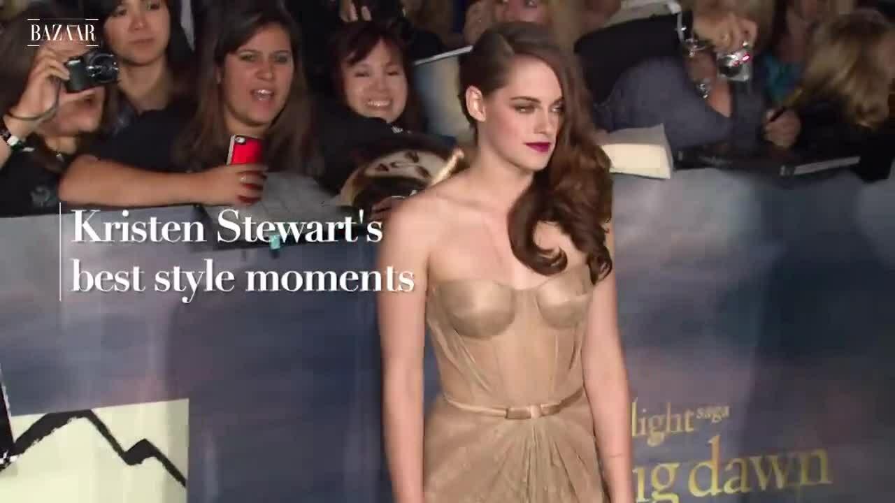 Những khoảnh khắc mặc đẹp của Kristen Stewart