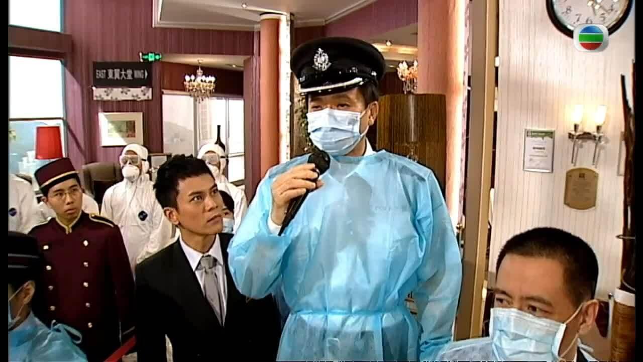 Phim TVB Ranh giới sinh tử tập 2 cut
