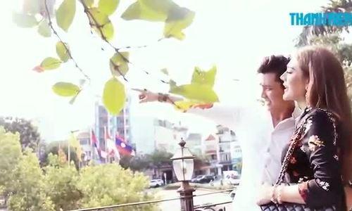 MV Ngày còn anh bên tôi của Lâm Khánh Chi