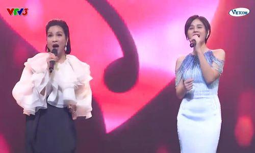 Diva Mỹ Linh hòa giọng cùng dàn sao 'Trời sinh một cặp'