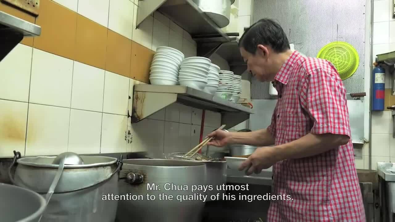 Món 'trà xương lợn' vượt mặtchilli crab ởSingapore